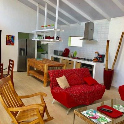 Se vende casa en Playa Brasilito