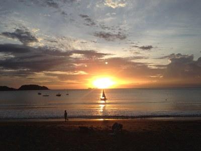 KRAIN Costa Rica Real Estate_Playa Potrero Sunset_1.jpg