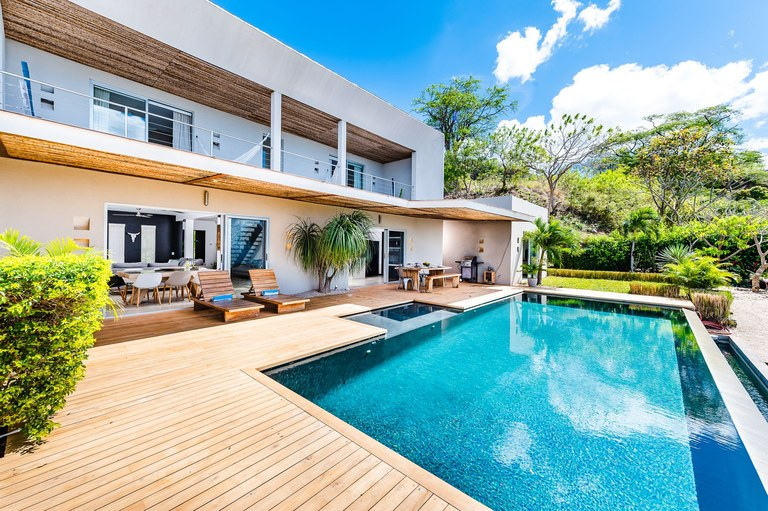 Casa Luna y Mar: Pacific Heights Ocean View Home!