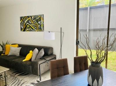 Venta Apartamento con Jardin La Uruca Hospital México