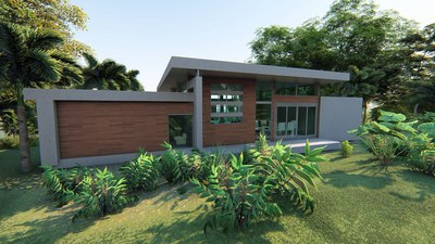 Modern Mountain View Homes Near the Beach For Sale in Exclusive Community Area of Nosara- Costa Rica.jpg