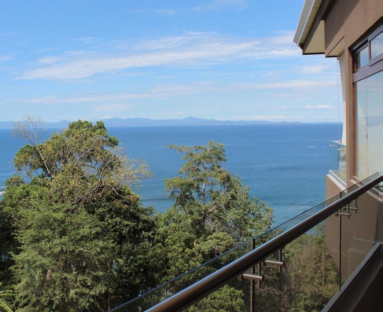 1st Floor - Building 8 - Model D: Costa Rica Oceanfront Luxury Cliffside Condo for Sale