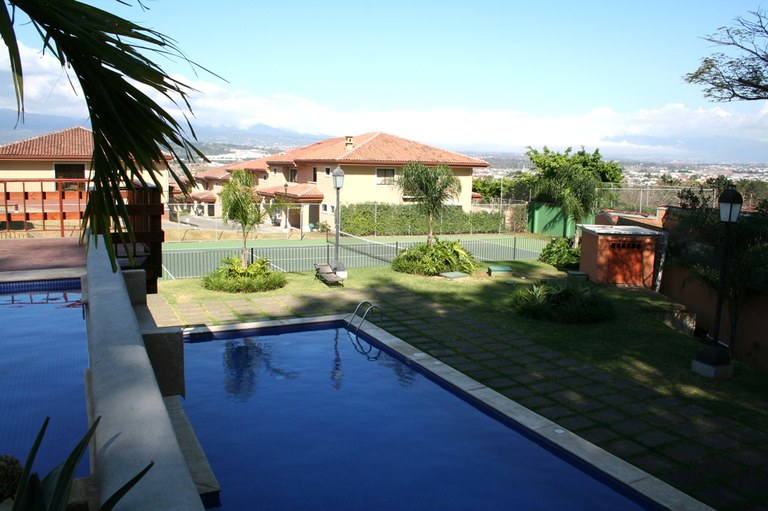 House for Sale in Bosques de las Lomas Gated Community Guachipelín Escazú  Costa Rica