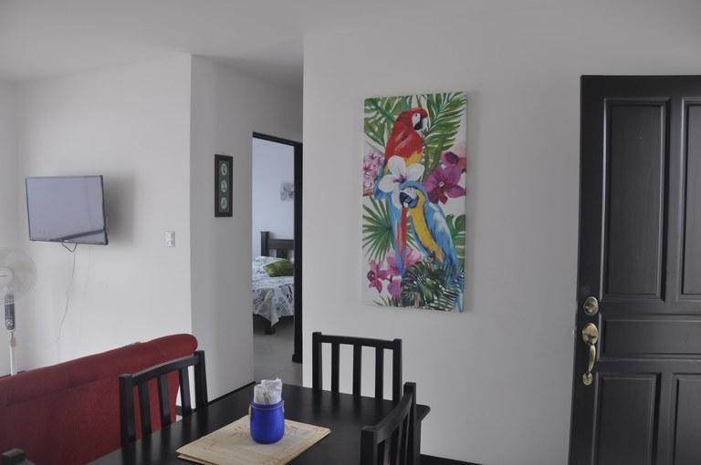 Proyecto Málaga: Oceanfront Condominium For Sale in Bejuco