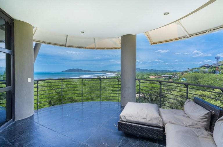La Perla:  Ocean View Condo on 5th floor in Tamarindo