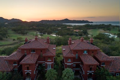 Condo for sale in exclusive golf resort with access to the beach - Playa Conchal, Costa Rica