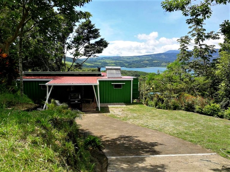 Modern Spacious Studio-Lake and Volcano View With A Variety of Amenities; Price Is FIRM
