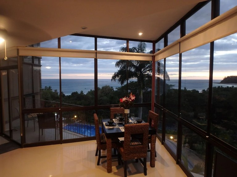 Sunset and Ocean View 2BR 2BA Condo